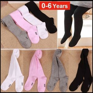 Two pairs foot leggings for 4T toddler ($5 ea.)